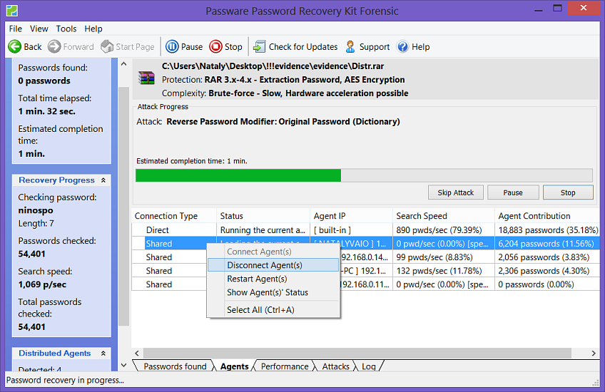 Passware Kit 13 0 Introduces 64-bit Version, Recovers Android Backup