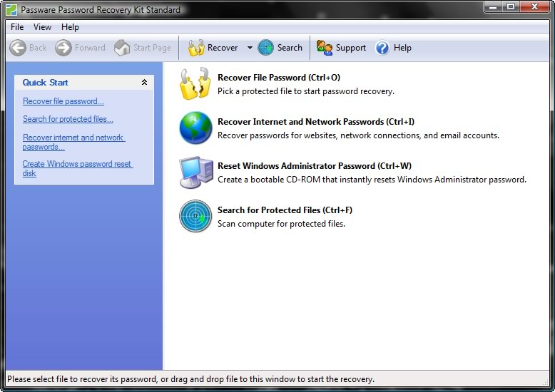 Windows 7 Passware Kit Standard 12.5 Build 7024 full
