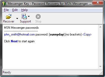 Windows 7 Messenger Key 9.7 full